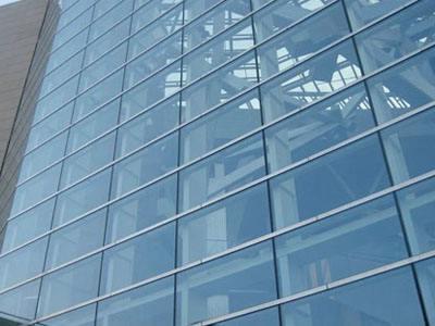 山东省莱芜市玻璃幕墙检测